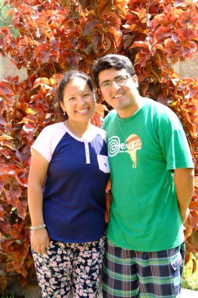Carlos & Elizabeth